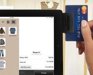 Amazon a lansat un cititor de carduri