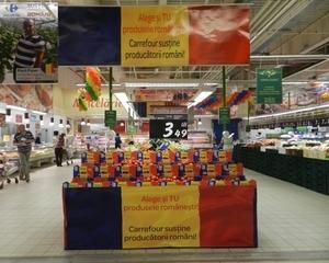 Carrefour si fundatia sa organizeaza o colecta internationala de alimente