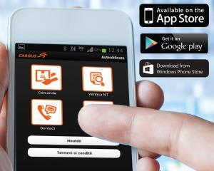 Cargus lanseaza aplicatia pentru iOS, Android si Windows