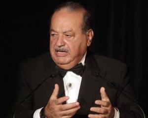 Carlos Slim, interesat de afaceri in Romania