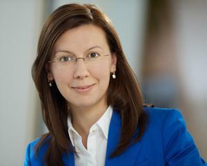 Carmen Staicu este noua purtatoare de cuvant a Erste Group Bank