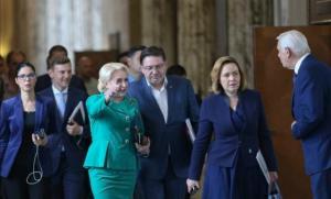 Carmen Dan si-a dat demisia: Plec cu fruntea sus din Ministerul de Interne