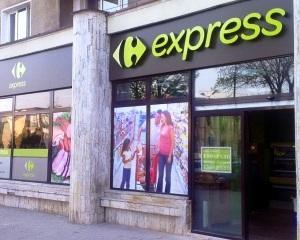 Carrefour Romania: Trei noi Express-uri