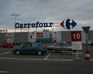 Carrefour deschide la finalul anului 2013 cel de-al 25-lea hipermarket din Romania, in zona de centru-nord a orasului Galati