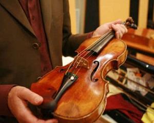 Viorile contemporane, mai bune si mult mai ieftine decat cele fabricate de Stradivarius si Guarneri