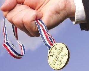 Cat costa de fapt o medalie de aur de la Olimpiada de iarna din Soci