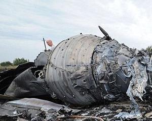 Un roman, pe lista pasagerilor aeronavei prabusite in Ucraina