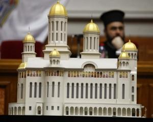 Cate milioane de euro s-au investit pana acum in Catedrala Mantuirii Neamului