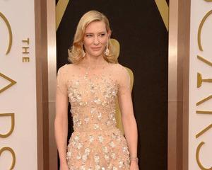 Cate Blanchett este scumpa la vedere. Cam de 18 milioane de dolari