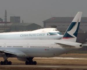 Profitul Cathay Pacific a crescut cu 204%