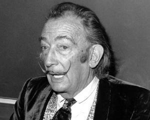 Cati bani a costat primul tablou suprarealist al lui Salvador Dali? 150 de euro!
