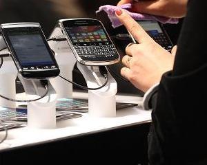 Cati bani a pierdut producatorul de smartphone-uri Blackberry