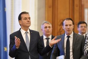 Orban. Vom ataca la CCR Legea privind dublarea alocatiilor pentru copii