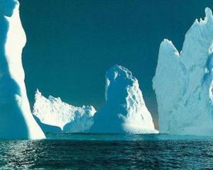 Ce descoperire au facut cercetatorii sub gheata din Antarctica