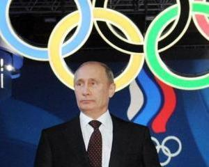 Ce fel de problema greu de solutionat are Rusia la Jocurile Olimpice