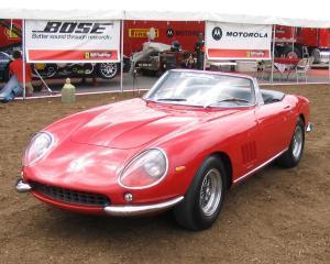 Cea mai scumpa masina din lume: Un Ferrari din 1963