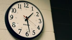 Rasfatul schimbarii orei
