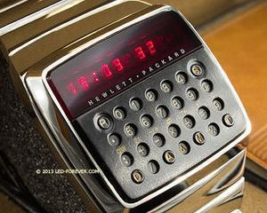 """Cum arata ceasul """"inteligent"""" HP din 1977. Acesta poate fi cumparat cu 14.500 de dolari"""