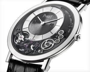 Cel mai subtire ceas mecanic din lume va costa peste 20.000 de dolari