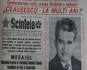 Ceausescu ar fi implinit astazi 101 ani