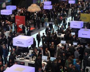 INFRASOFT reprezinta Romania la cel mai mare targ IT&C din lume