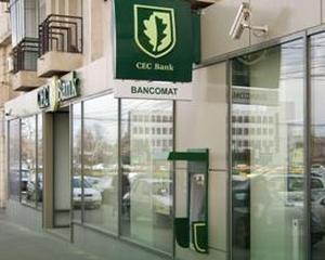CEC Bank a reusit un profit brut de aproape 14 milioane de lei