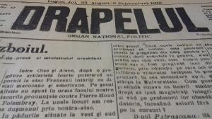 Centenarul Marii Uniri: Astazi, acum 100 de ani. Cum se vedea Romania in presa de acum un veac (X)