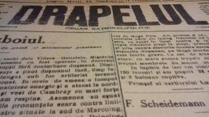 Centenarul Marii Uniri: Astazi, acum 100 de ani. Cum se vedea Romania in presa de acum un veac (XI)