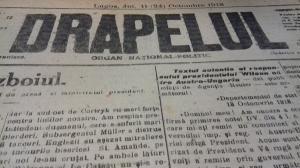 Centenarul Marii Uniri: Astazi, acum 100 de ani. Cum se vedea Romania in presa de acum un veac (XIV)