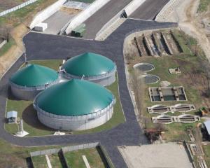 Prima statie romaneasca de producere a energiei regenerabile in cogenerare, pe baza de biogaz
