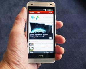 CES 2014: Chinezii de la Huawei au lansat pe piata un smartphone puternic