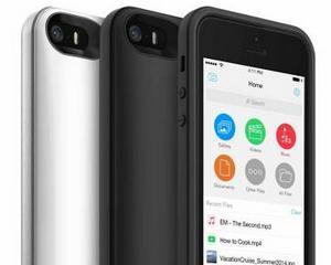 CES 2014: mophie lanseaza space pack: Prima carcasa de baterie cu memorie de stocare interna pentru iPhone