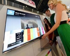 CES 2014: LG confirma planurile pentru un Smart TV cu WebOS