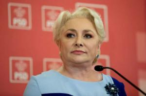 CEx PSD: Dancila il propune pe Teodorovici premier, daca ajunge la Cotroceni / Discutii despre Referendum si campania electorala a PSD