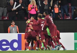 CFR Cluj castiga din nou cu Rennes si este aproape de primavara europeana
