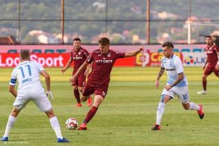 CFR Cluj invinge CS Universitatea Craiova si este noua campioana a Romaniei