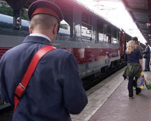 Viscolul anuleaza unele trenuri ale CFR