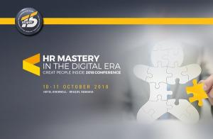 Conferinta Great People Inside  - HR Mastery in the Digital Era