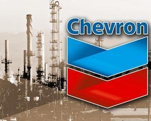 Dafora foreaza dupa gaze pentru Chevron