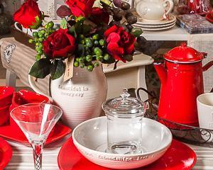 Decoratiunile din luna iubirii cresc vanzarile Chic Ville cu pana la 15%