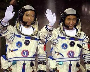 China si-a propus sa ajunga a treia mare putere spatiala a lumii