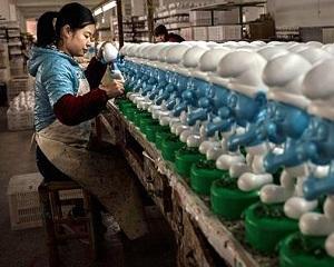 Sfarsitul erei produselor ieftine din China
