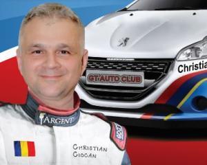 Christian Ciocan, maestru la volan: Pilotul va asteapta la CNIA