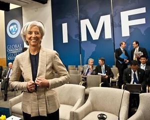 Christine Lagarde (FMI):