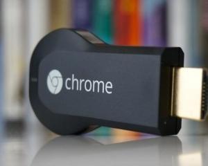 Google vinde stick-ul Chromecast in 11 tari