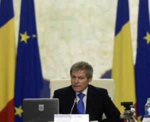 Premierul Dacian Ciolos a schimbat patru ministri