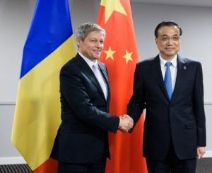 Romania si China vor continua cooperarea in domeniul energiei nucleare si termice