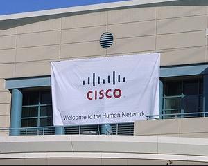 Cisco va investi 150 milioane de dolari in start-up-uri