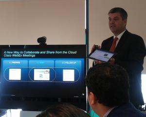 Cisco lanseaza noi solutii de colaborare enterprise pentru spatiul de lucru modern