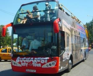 Autobuzul turistic a facut 1,28 milioane de lei in acest an